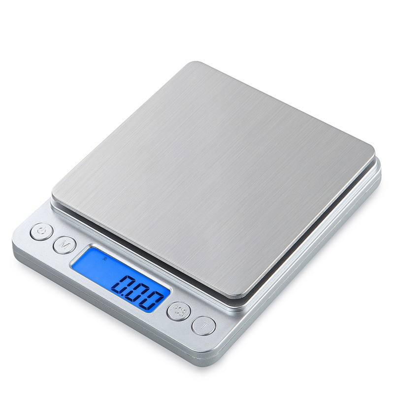 Electronic 0.01 500g 3000g Mini Digital Gold Jewelry Food Kitchen Weighing Scale