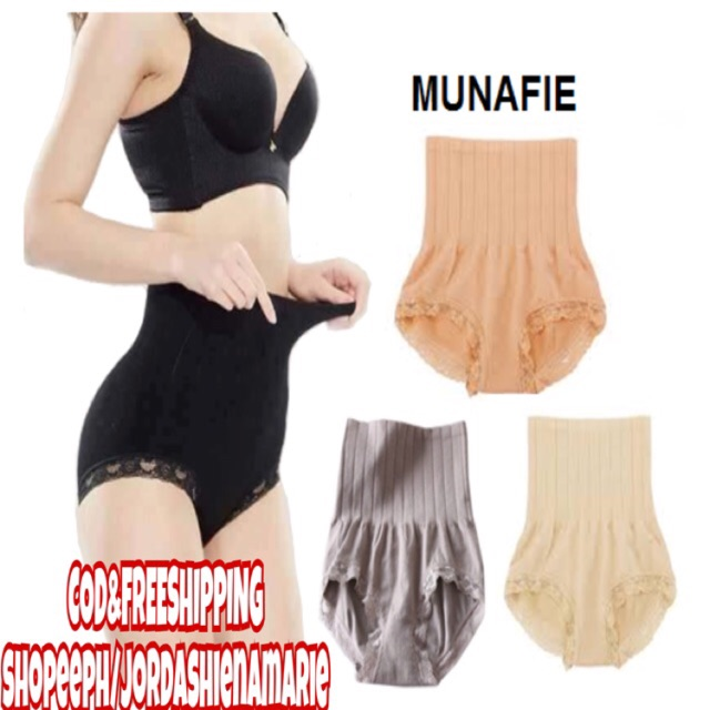 5be63cb29717 Sale 🎀 Original Munafie Japanese Slimming panty ❤ | Shopee Philippines