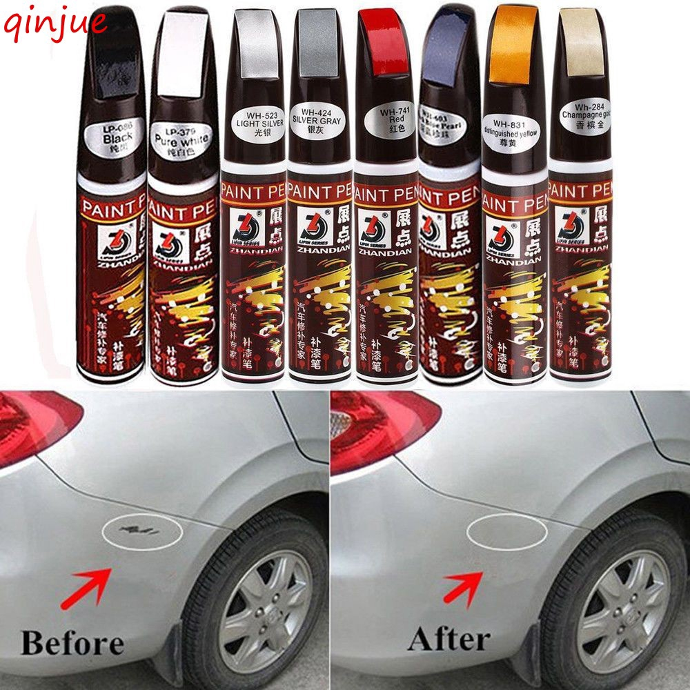 Paint Pen Auto Coat Scratch Touch Up Remover Clear Repair