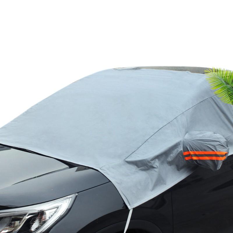 Portable Car Windshield Snow Winter Ice Frost Guard Protector Sun Shield Cover