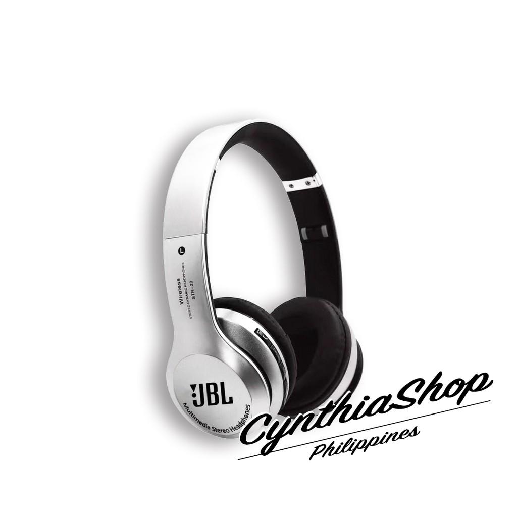 FS JBL Wireless Bluetooth Headphones Metal Bluetooth Headset