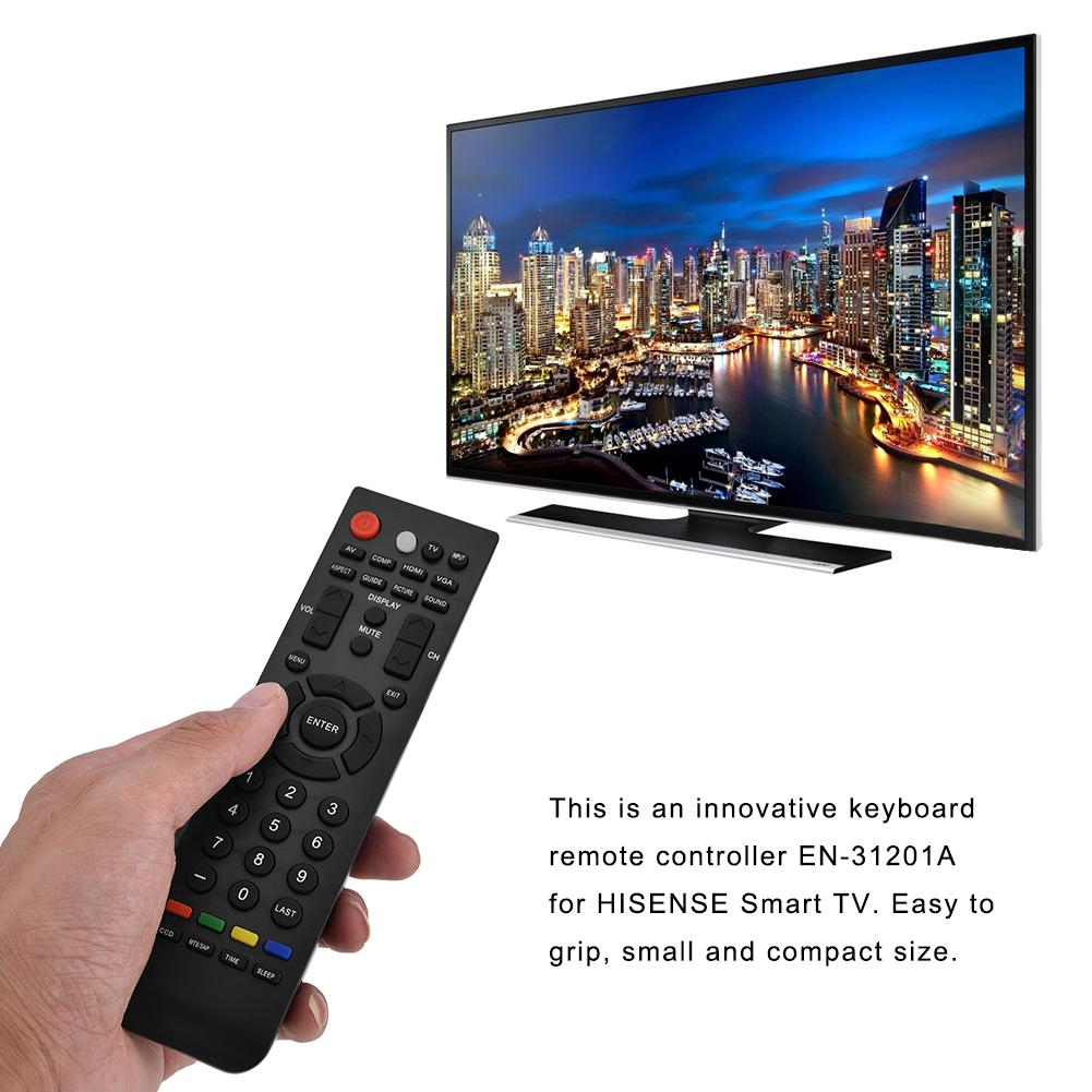 Smart TV Remote Control Controller for HISENSE EN-31201A