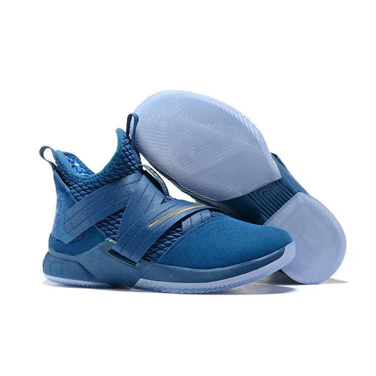 """buy popular b11a2 9643d Nike LeBron Soldier 12 """"Agimat"""" Mens Basketball Mens   Shopee Philippines"""