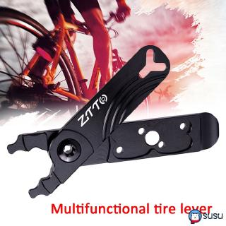 Tyre Tire Lever Road Bike Master Link Removal Chain Plier Repair Tool Wrench