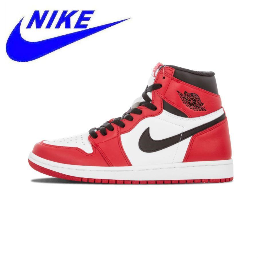 01190bbf53439d Nike Air Jordan 1 Retro High-top OG Authentic Breathable Men ...