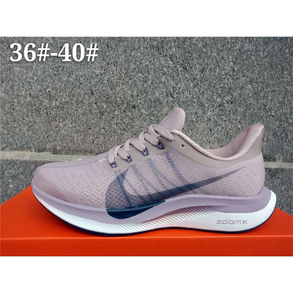 new styles 71120 3d8b9 Nike AIR ZOOM PEGASUS 35 TURBO For Women Running Shoes Purpe