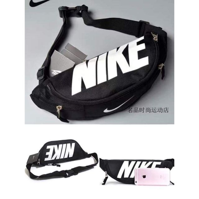 05d669451 Nike Unisex Fashion Multipurpose Shoulder Belt Bag | Shopee Philippines
