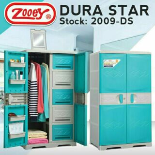 Zooey Lucky Star Cabinets 2 Drawers Shopee Philippines