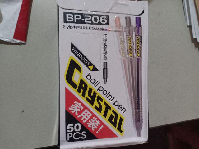 Ball Pen Bp206 48pcs