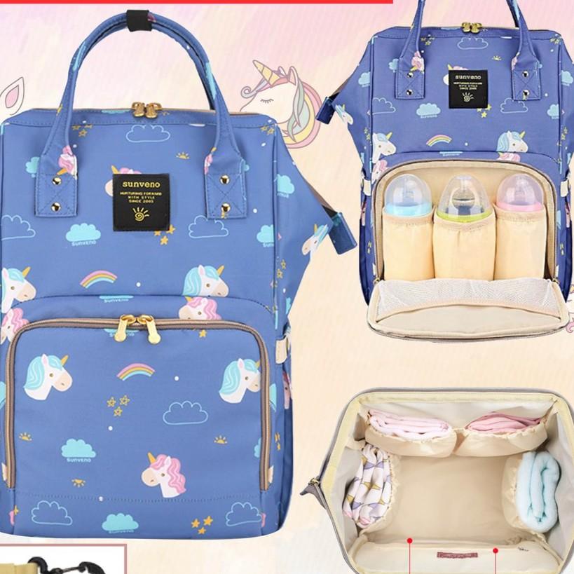 20ffd6f562 Unicorn Diaper Bag Mommy Maternity Baby Backpack