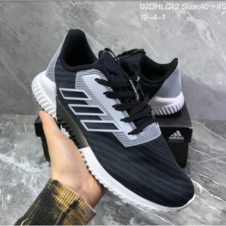 Adidas Energy boost 2 Esm black breeze mesh running shoes