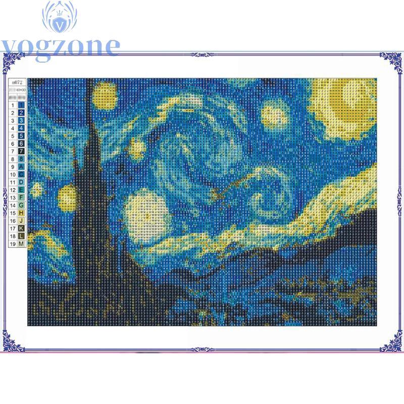 Diamond Painting Embroidery Rhinestone 30*40cm Full Drill 5D Cross Stitch Kit