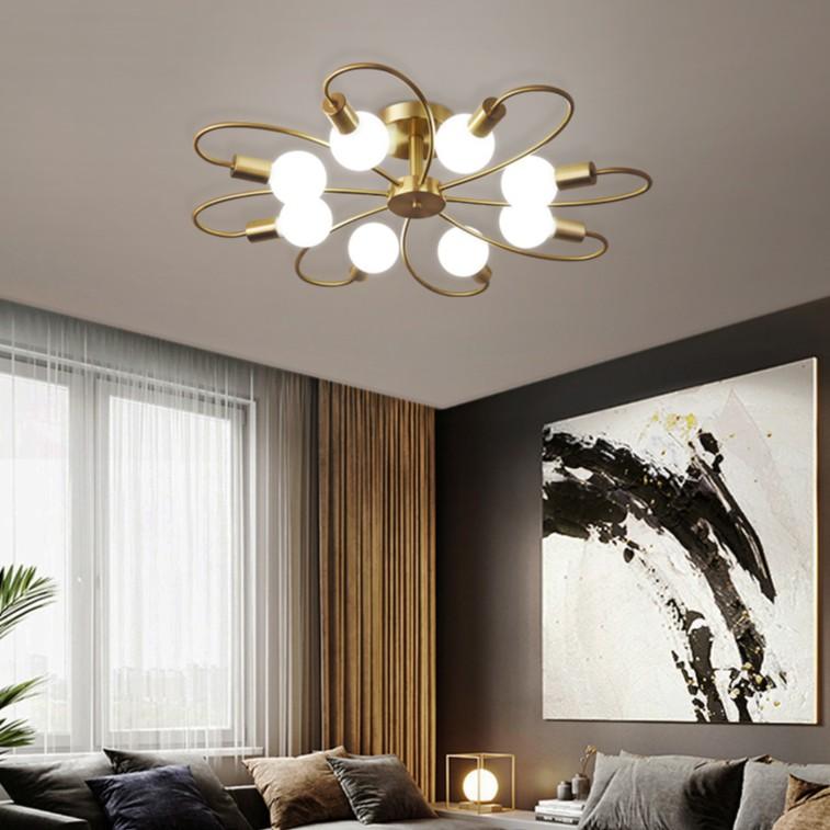 Nordic Pendant Lighting Modern Ceiling, Contemporary Living Room Ceiling Lights