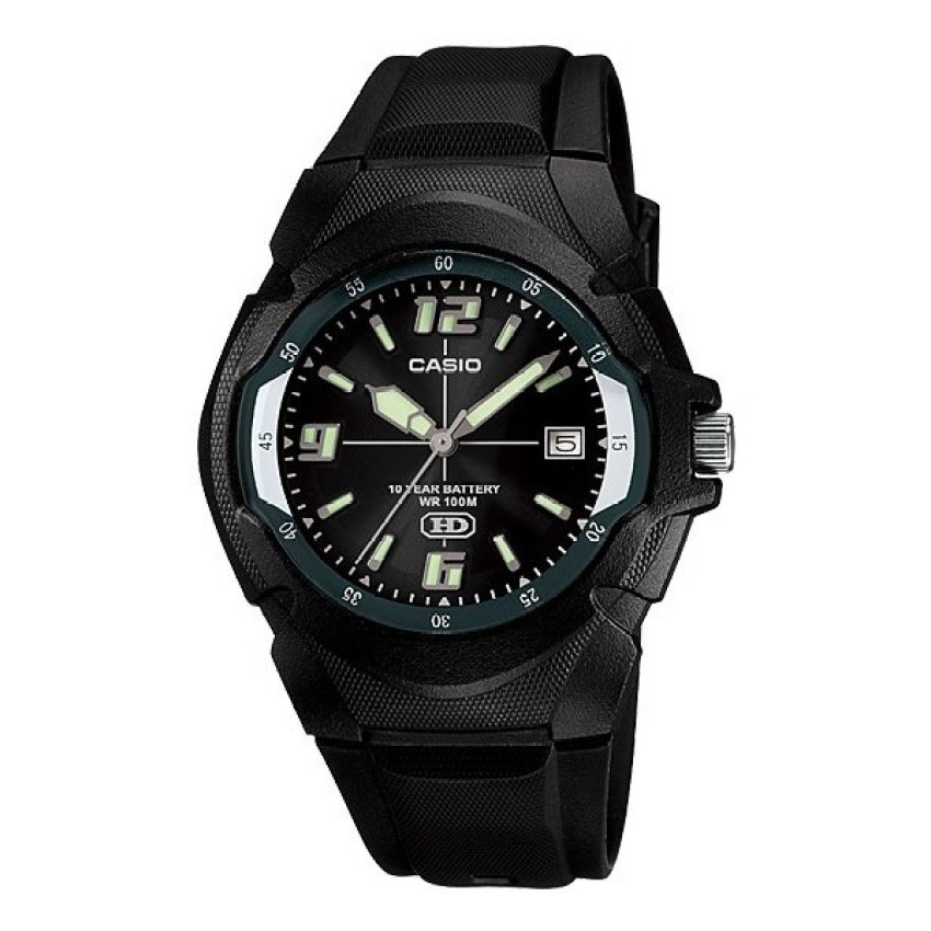 Casio Watch MW-59-1EVDF Classic Analog Men Black  a149368dc87