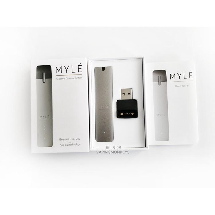 ORIGINAL US MYLE VAPE PEN POD SYSTEM with 4 POD | Shopee