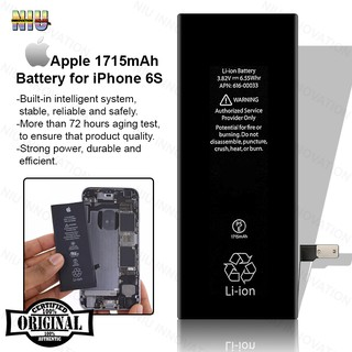 best loved 0ee61 06562 ORIGINAL Apple 1715mAh Battery for iPhone 6S