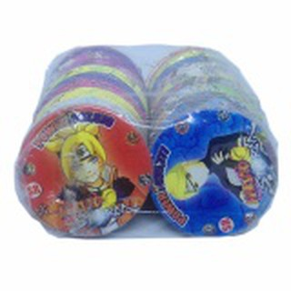 POG Slammers Game POGS Naruto Cards 95 Pcs  | Shopee Philippines