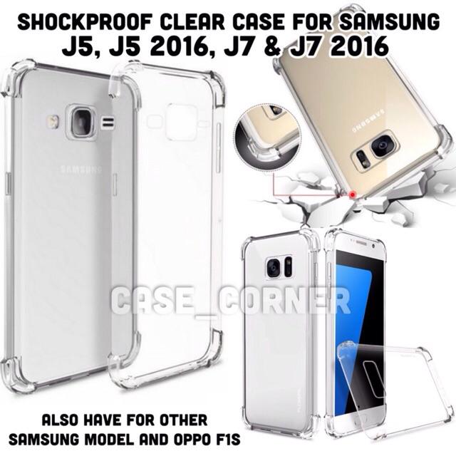 huge selection of 58cef f4a8c Hybrid Shockproof Case for Samsung J5 J7 2015 2016