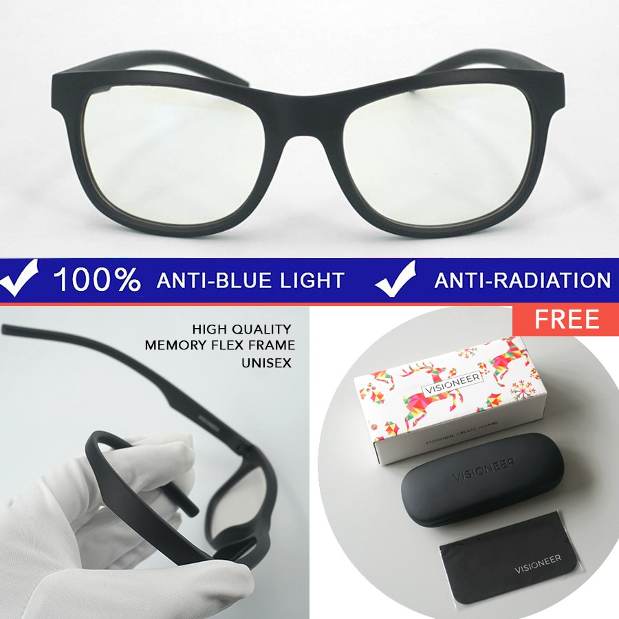 6cb4bcf49749a Visioneer EyeSafe Anti Radiation   Blue Light Glasses(Ricci ...