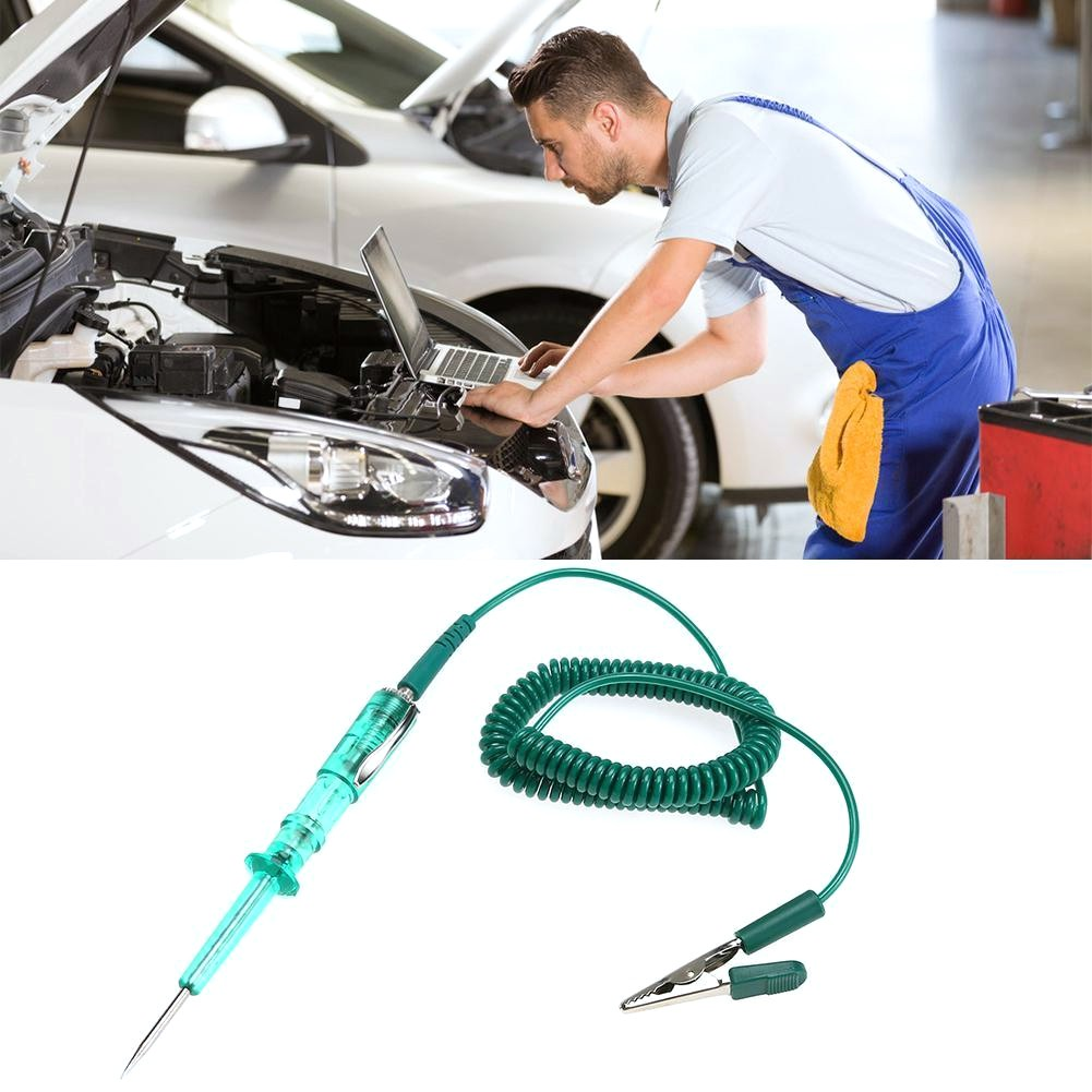 Electric Circuit Tester Test Light Car Circuit Tester 3V//24V Auto Truck Tester