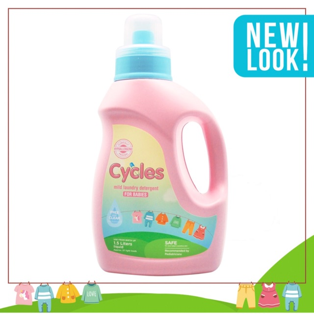 Shop Baby Detergent Online Babies Kids Shopee Philippines