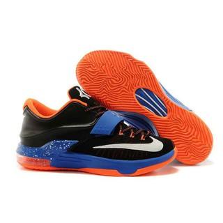 buying new sleek cheaper Nike Zoom KD 7 Black Orange