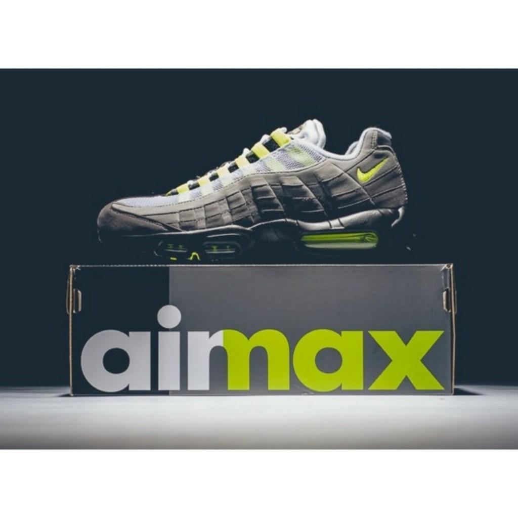 lluvia marrón cinta  ready stock】original Nike Air Max 95 Rossi men running shoe | Shopee  Philippines