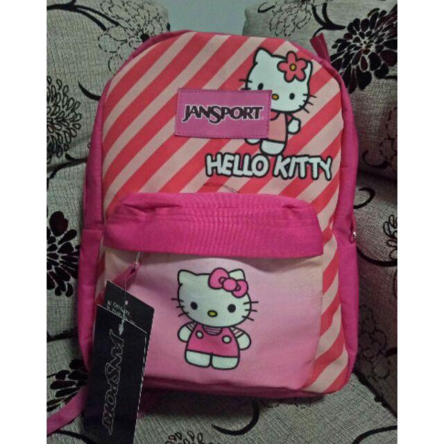 7737a2e7e Hello kitty medium backpack e free inner laptop sleeve | Shopee Philippines