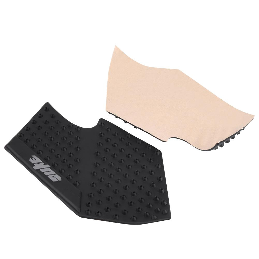 Acouto Motorcycle Anti-Slip Gas Tank Traction Pad Protectors Mat Knee Grip Sticker for KTM DUKE