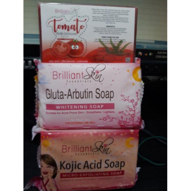 Brilliant Kojic Soap