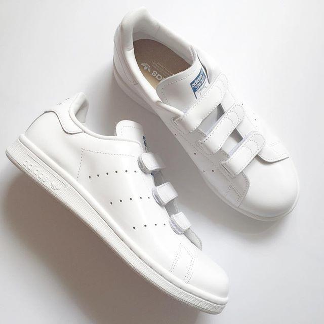 50% pris bästsäljande anländer Nelly]Original Hot sale Adidas Stan Smith sneakers shoes Low tops ...