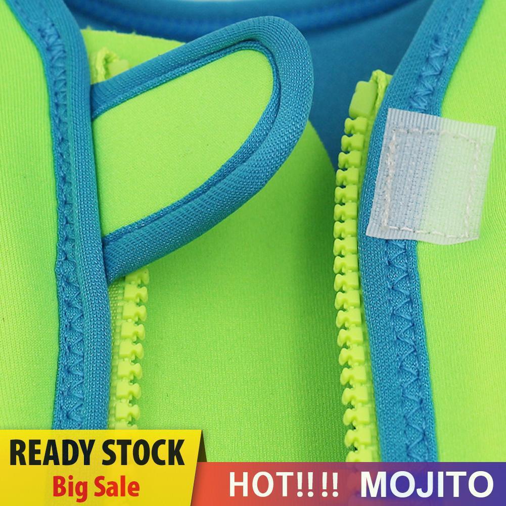 Neoprene Swim Vest Floatation Jacket for 1-7 Years Old Toddler Small Kids //Neu