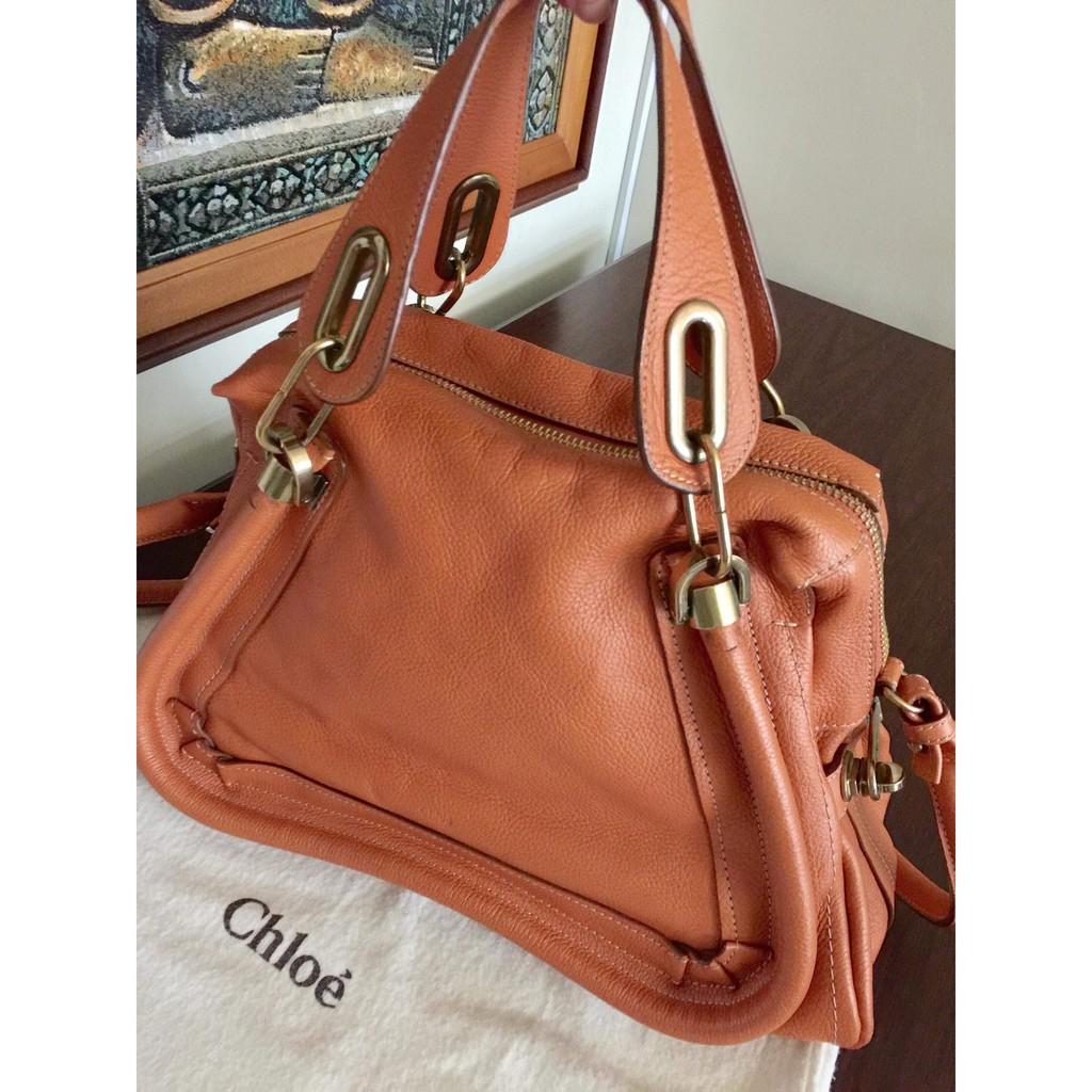 Preloved Authentic Chloe Bag Sho