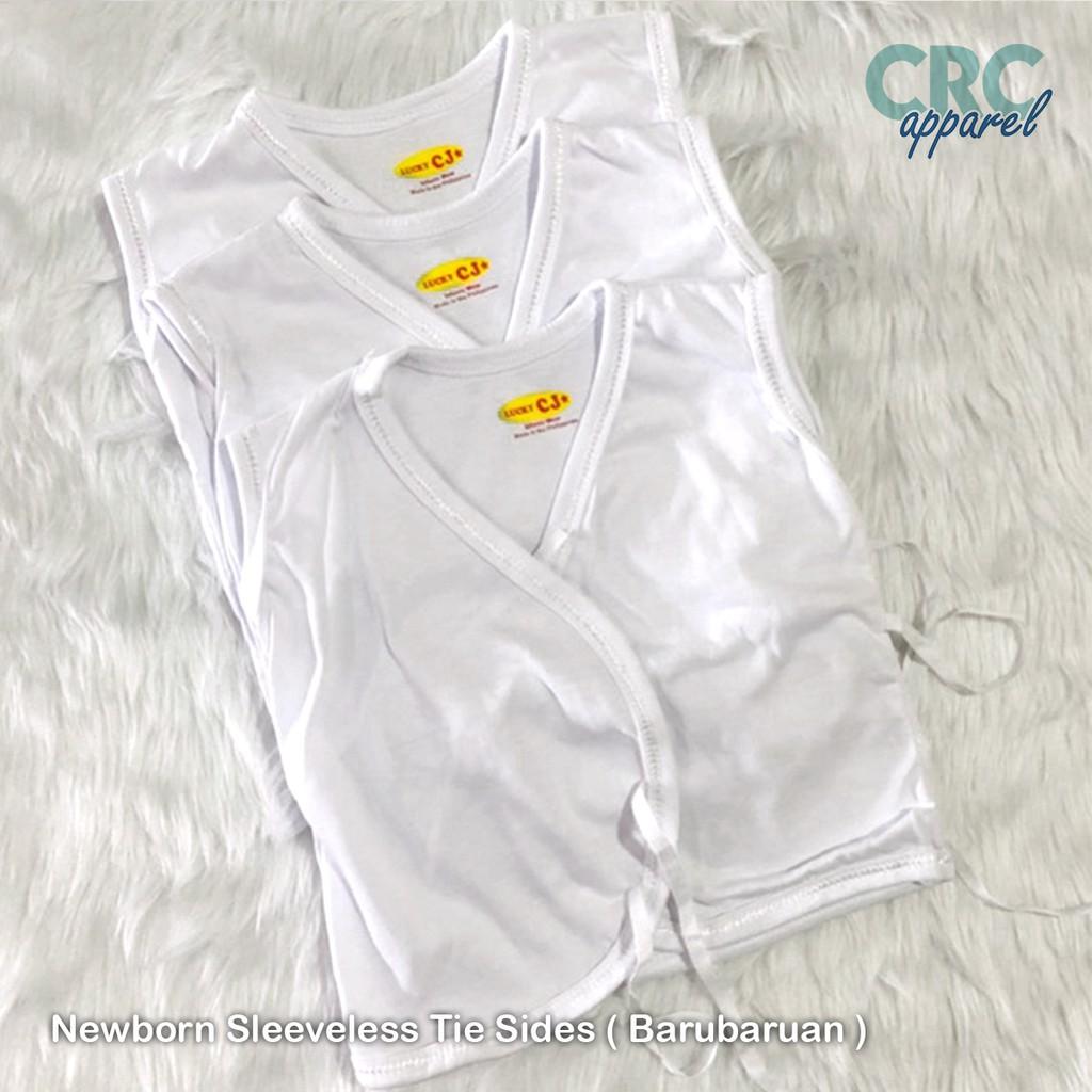 Newborn Sleeveless Tie Sides ( Barubaruan )