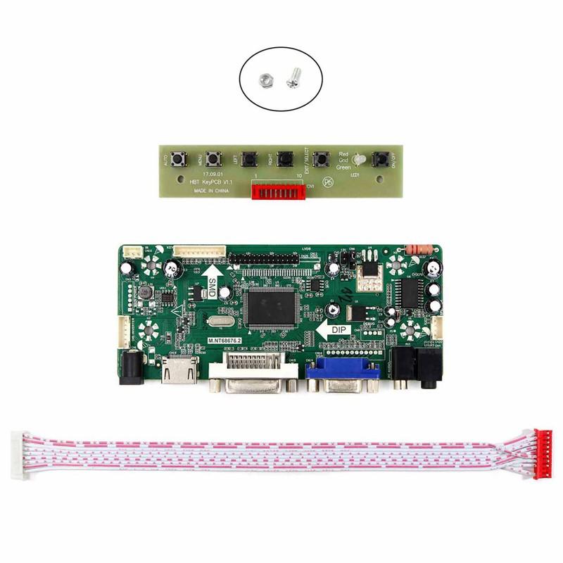 Lcd Controller Board Fit Arcade 1Up 17 Inch M170Etn01 1 Wyd170Skd01