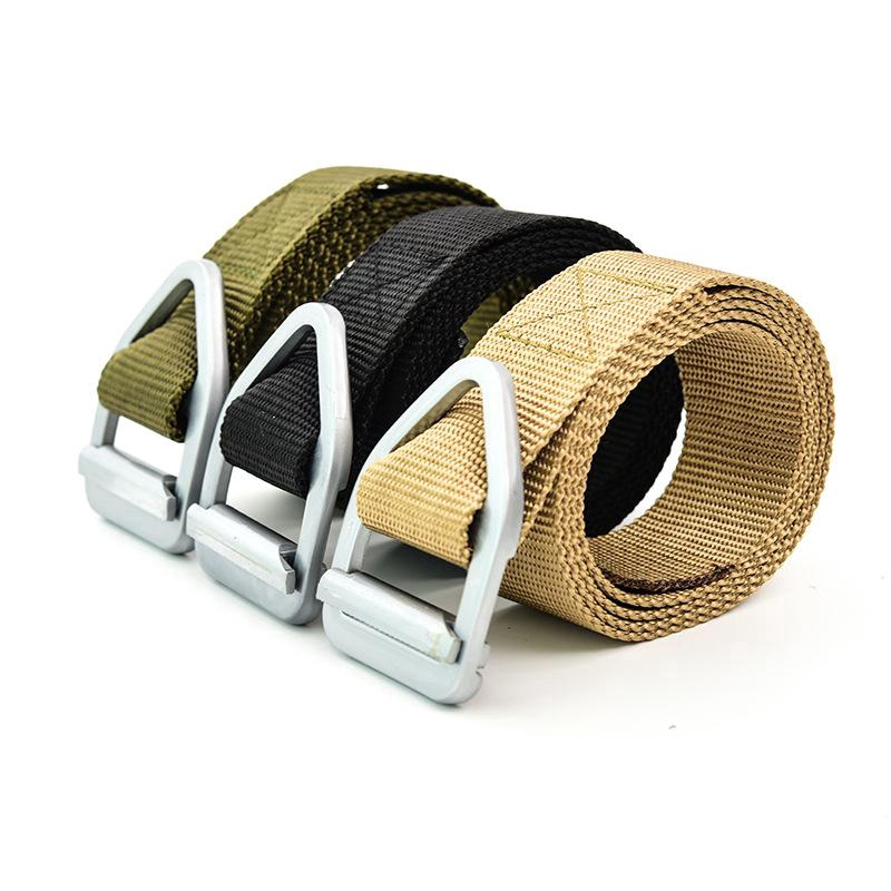 Military Tactical Belts Outdoor Waist Belt Hunting Waistband