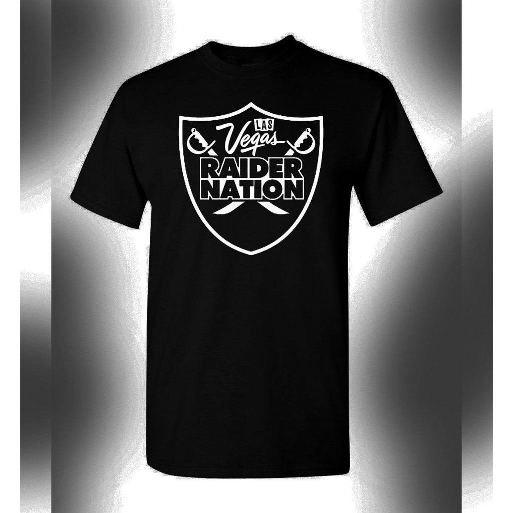 Las Vegas Raiders Graphic T Shirt Men