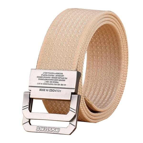Mens Boys Eto Buckle Belts Designer Webbing Adjustable Length Canvas One Size