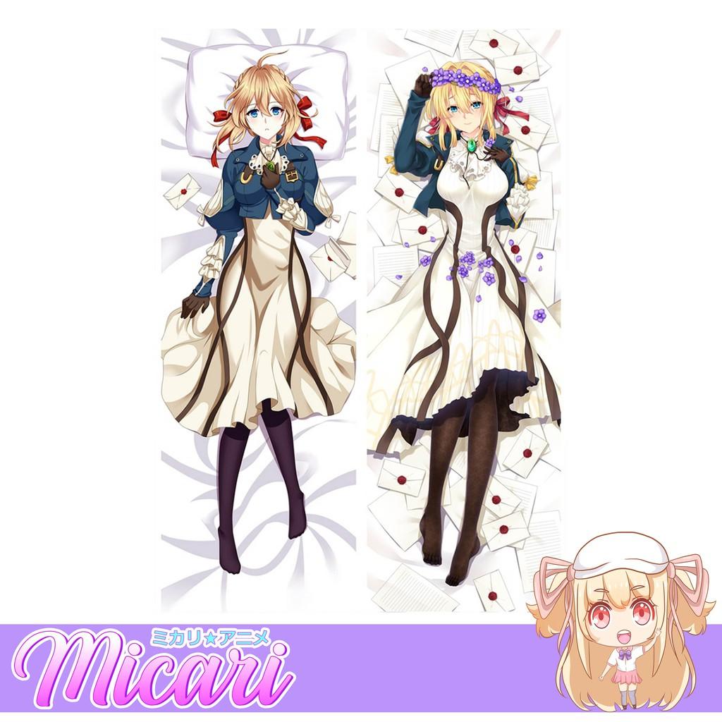 The Quintessential Quintuplets Nakano Miku Anime Dakimakura Body Pillow Case 3