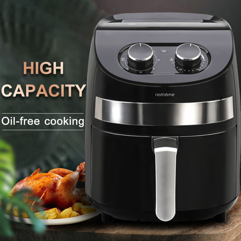 AIR FRYER, XIAOMI Nathome Air fryer, Zero Fat Healthy High Quality fryer for Kitchen Appliances