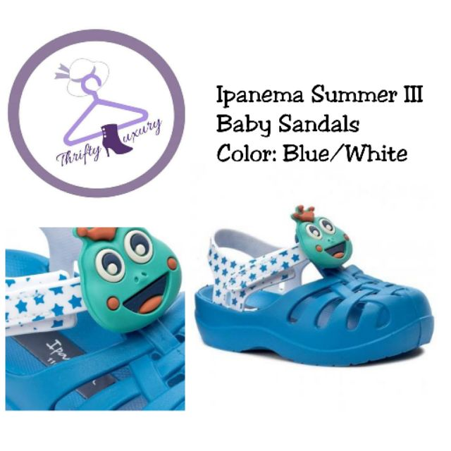 Ipanema Baby Sandals Iii Authentic Summer 5AL4j3R