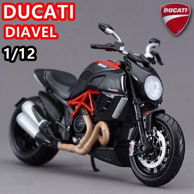 Maisto 1 12 Ducati Diavel Carbon Shopee Philippines