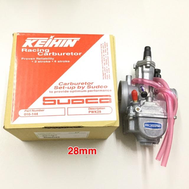 Original KEIHIN Racing Carburetor PWK-28/33/35mm