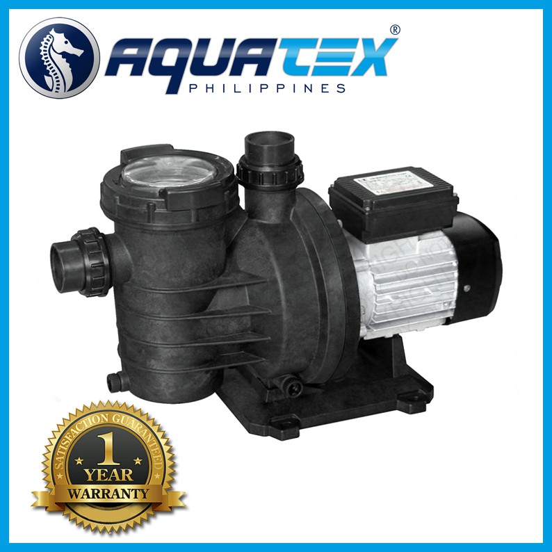 Aquatex Swim 025 035 Pool Pump Shopee Philippines