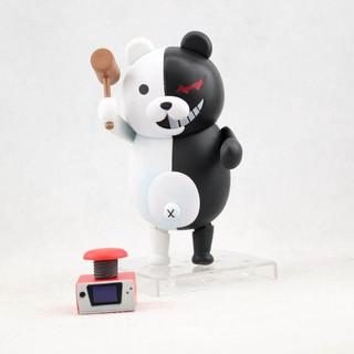 10cm Dangan Ronpa Super Danganronpa 2 Figure 313 Monokuma Black White Bear  Dolls Figure Toys Gift