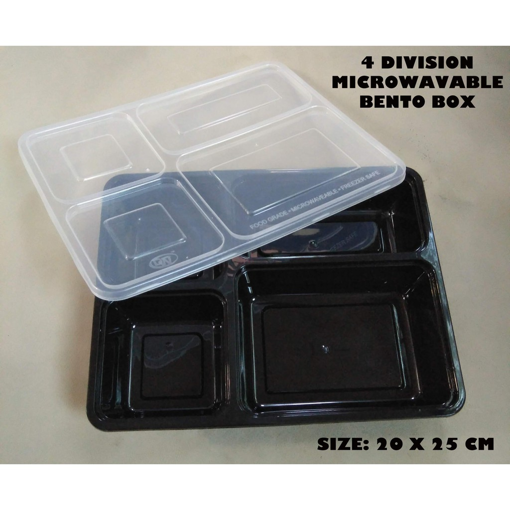 Bento Box Microwavable Food Container