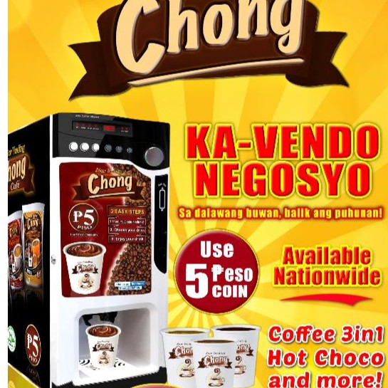 CHONG COFFEE VENDO BUSINESS, Online Shop | Shopee Philippines