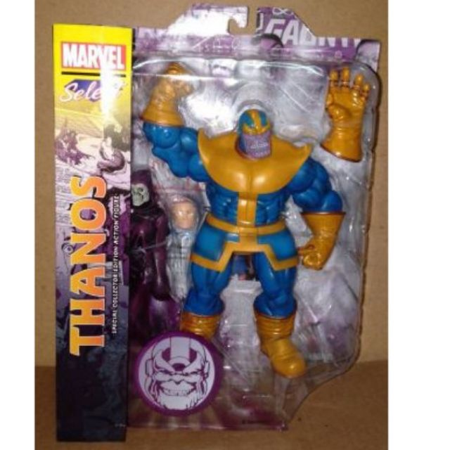 Thanos Marvel Select Action Figure