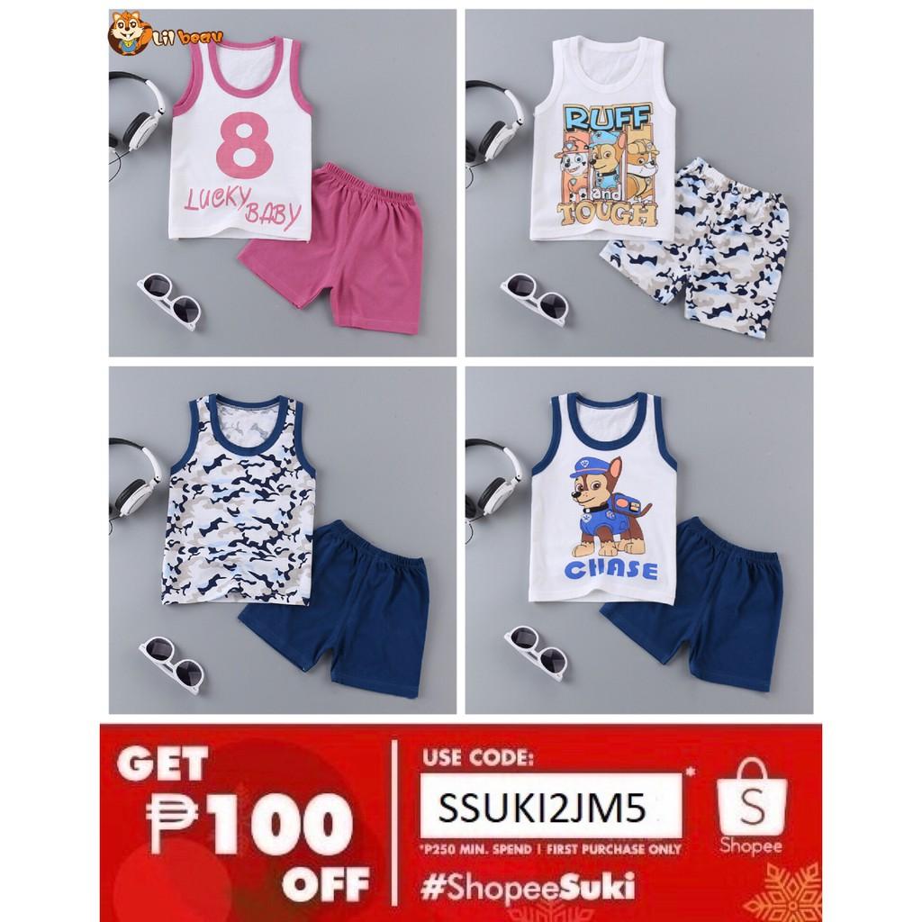 6a432144a Shop Boys' Fashion Online - Babies & Kids | Shopee Philippines