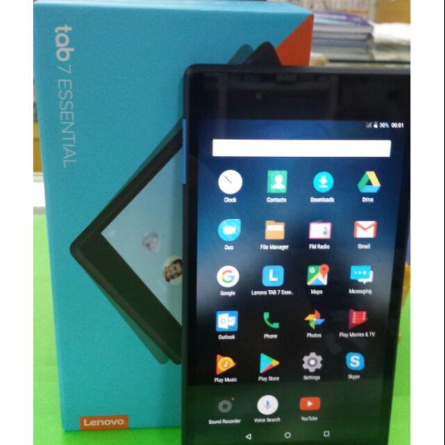 Lenovo Tab 7 COD brand new